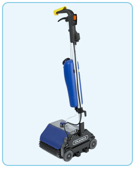 Mini floor cleaner