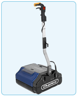 Duplex 420 standard floorscrubbing equipment